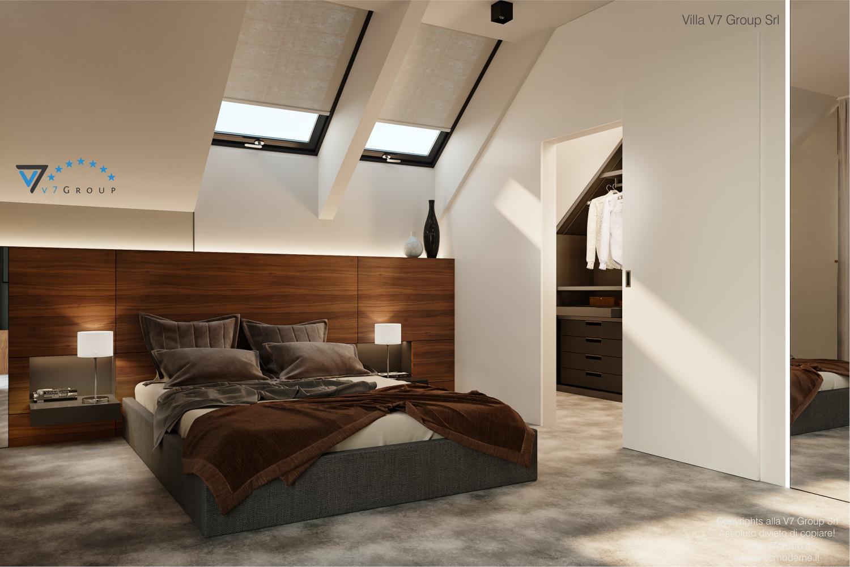 Immagine Villa V56 - interno 7 - la camera matrimoniale grande