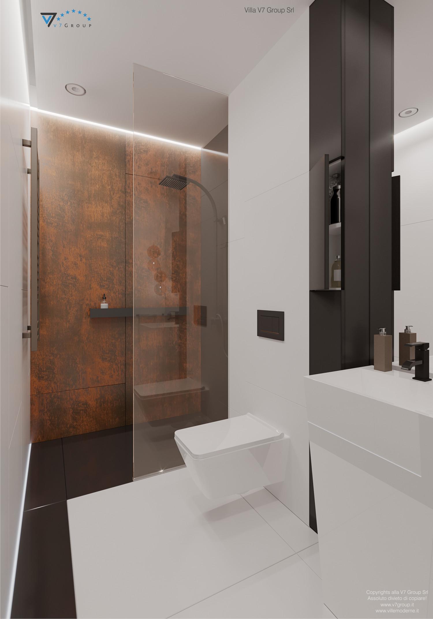 Immagine Villa V56 - interno 9 - bagno grande