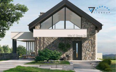 Villa V65 – Nuovo progetto di V7 Group Srl
