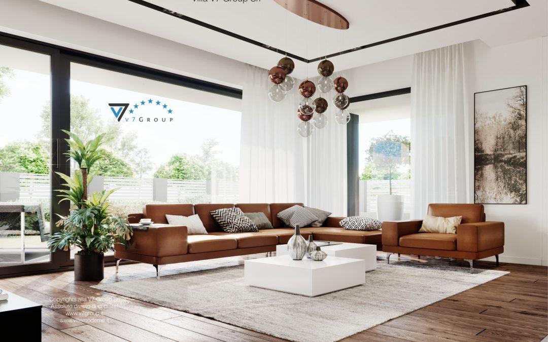 Villa V56 – Aggiornamento interni