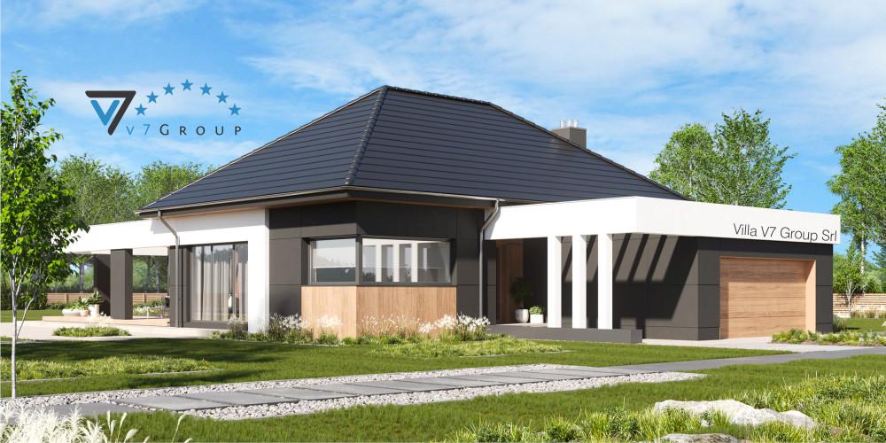 Immagine Villa V69 (progetto originale) - la presentazione della Villa V70