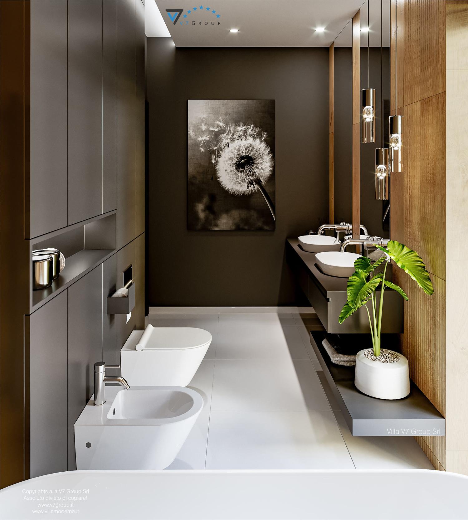 Immagine Villa V69 - immagine 11 - vista vasca da bagno grande