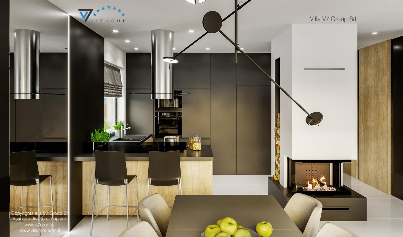Immagine Villa V69 - immagine 6 - vista cucina grande