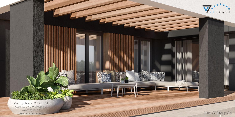 Immagine Villa V70 - vista terrazzo esterno grande