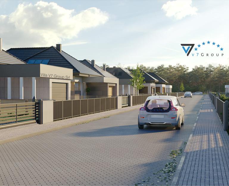 Immagine Villaggio Moderno - baner di piccola dimensioni
