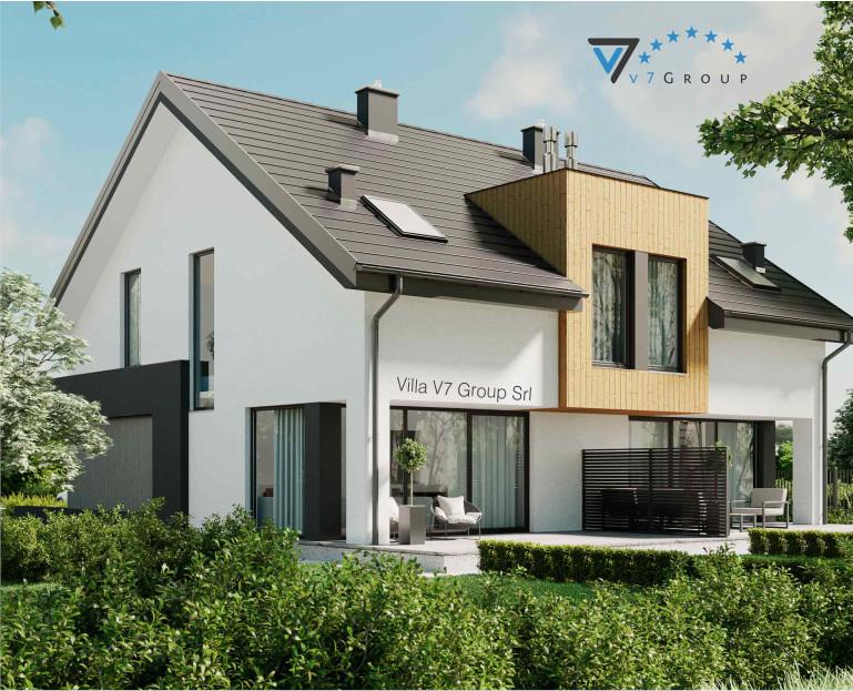 Immagine Villa V61 (D) - baner di piccole dimensioni