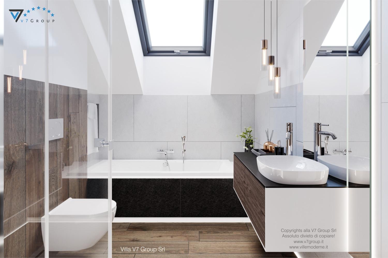Immagine Villa V61 (D) - interno 6 - bagno padronale