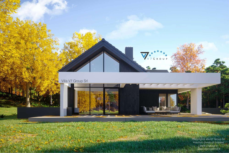 Immagine Villa V67 - vista laterale grande