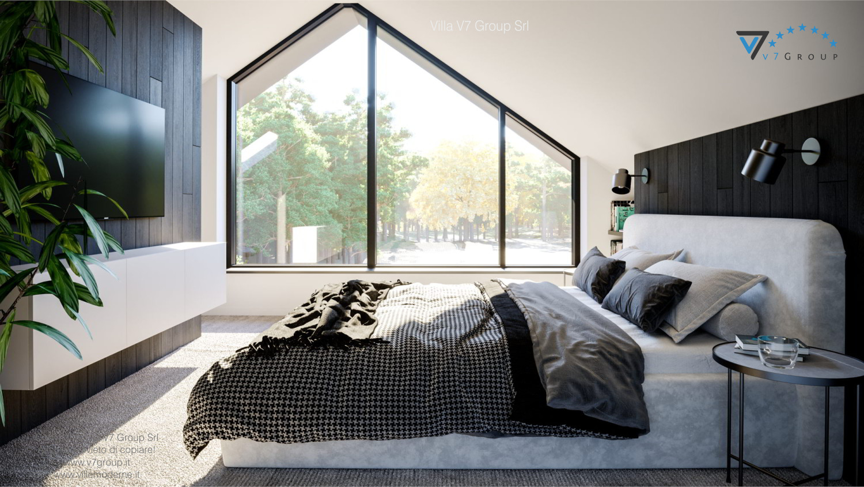 Immagine Villa V67 - interno 11 - la camera matrimoniale