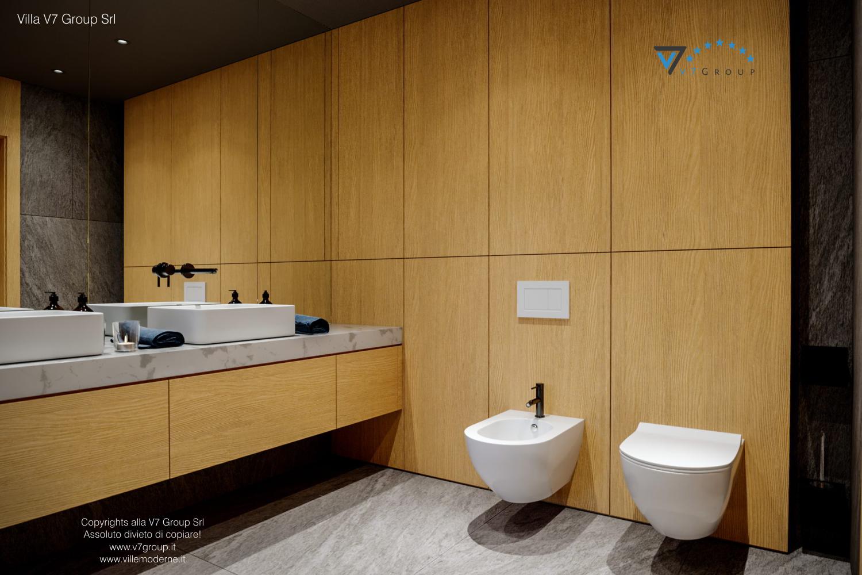 Immagine Villa V67 - interno 14 - il dettaglio nel bagno