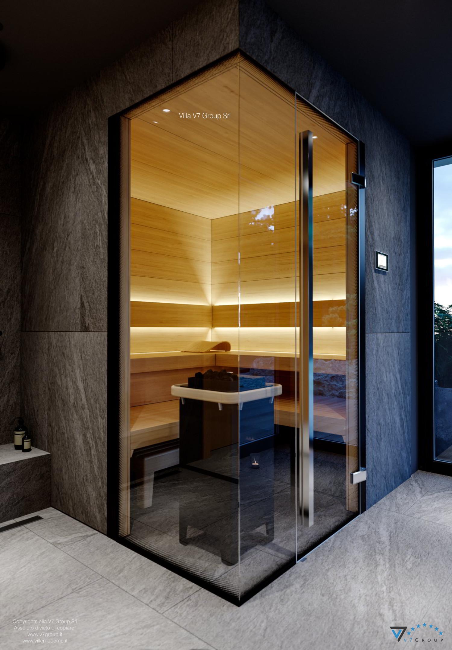 Immagine Villa V67 - interno 18 - la sauna