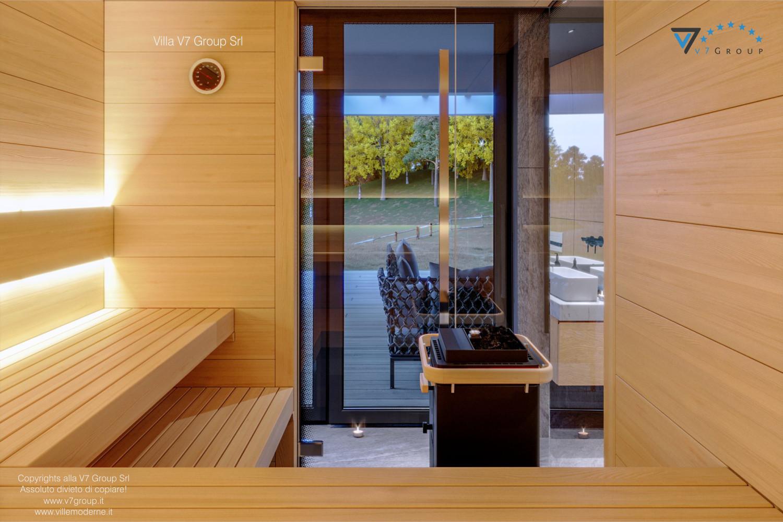 Immagine Villa V67 - interno 19 - l'interno della sauna
