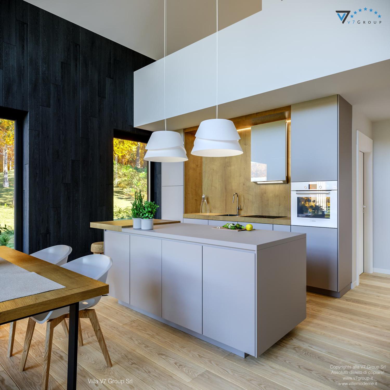 Immagine Villa V67 - interno 7 - la cucina