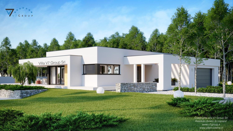 Immagine Villa V73 - vista laterale grande
