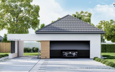Nuovo Garage 01 di V7 Group Srl