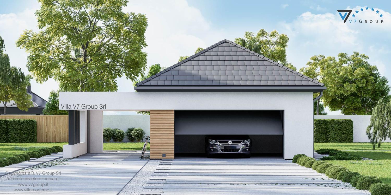 Immagine Garage 01 - vista frontale - 1500x750