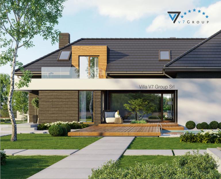 Immagine Villa V13 ENERGO - nowy - vista giardino piccola