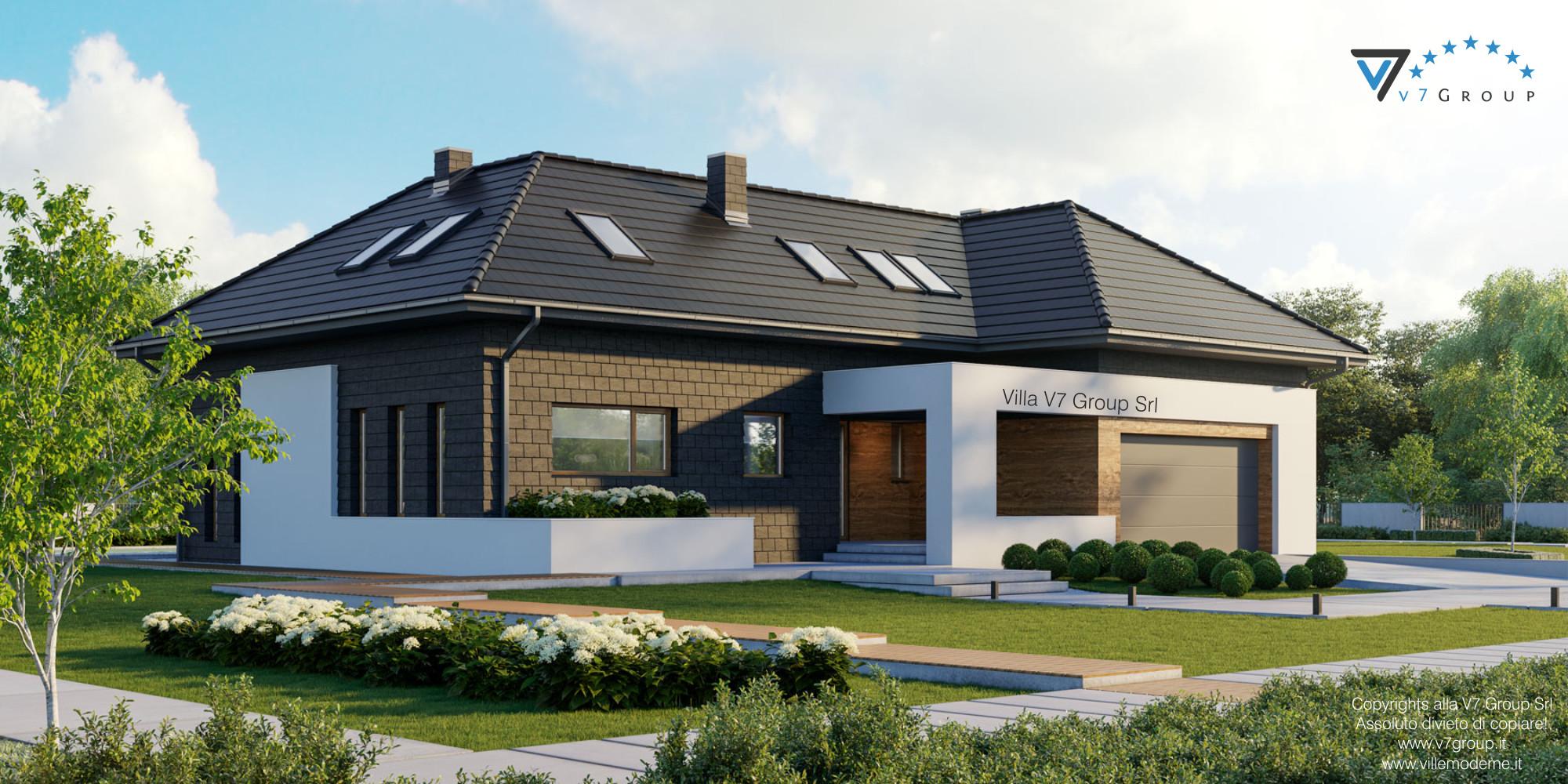 Immagine Villa V13 - nowy - baner di grande dimensioni