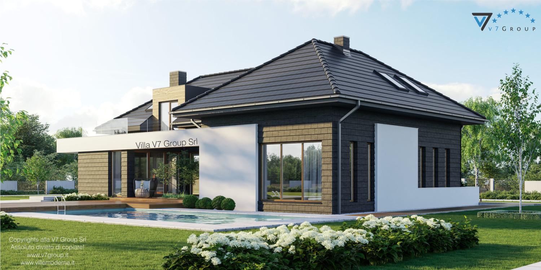 Immagine Villa V13 - nowy - laterale