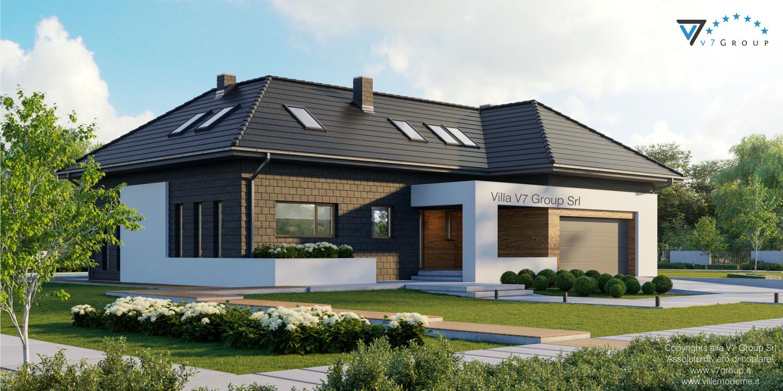 Immagine Villa V13 - nowy - vista frontale