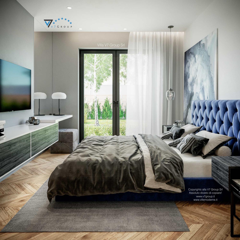 Immagine Villa V70 - interno 10 - la camera matrimoniale