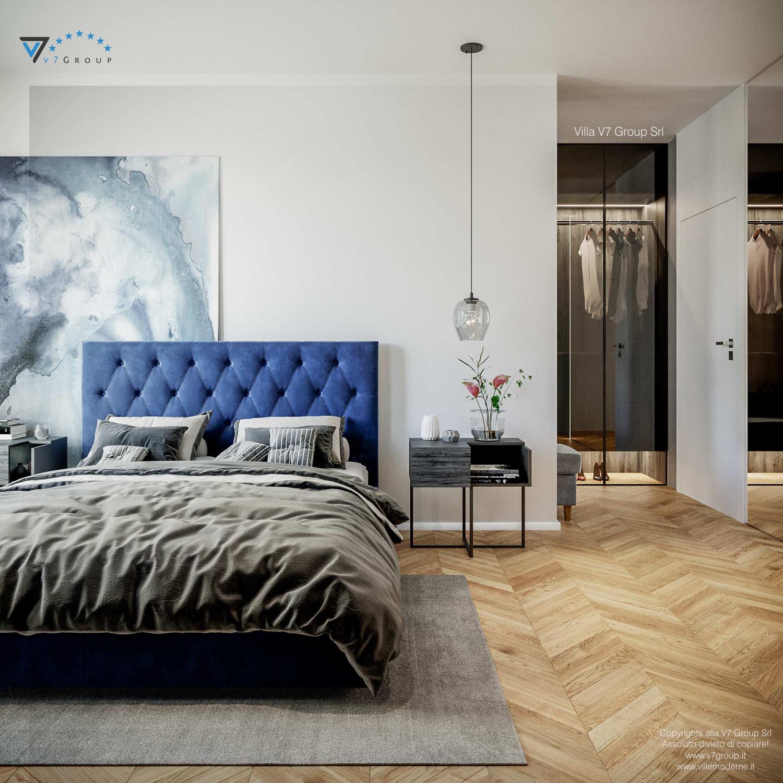 Immagine Villa V70 - interno 11 - l'entrata alla guardaroba