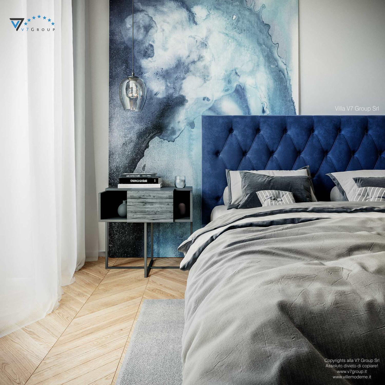 Immagine Villa V70 - interno 12 - il dettaglio della camera matrimoniale
