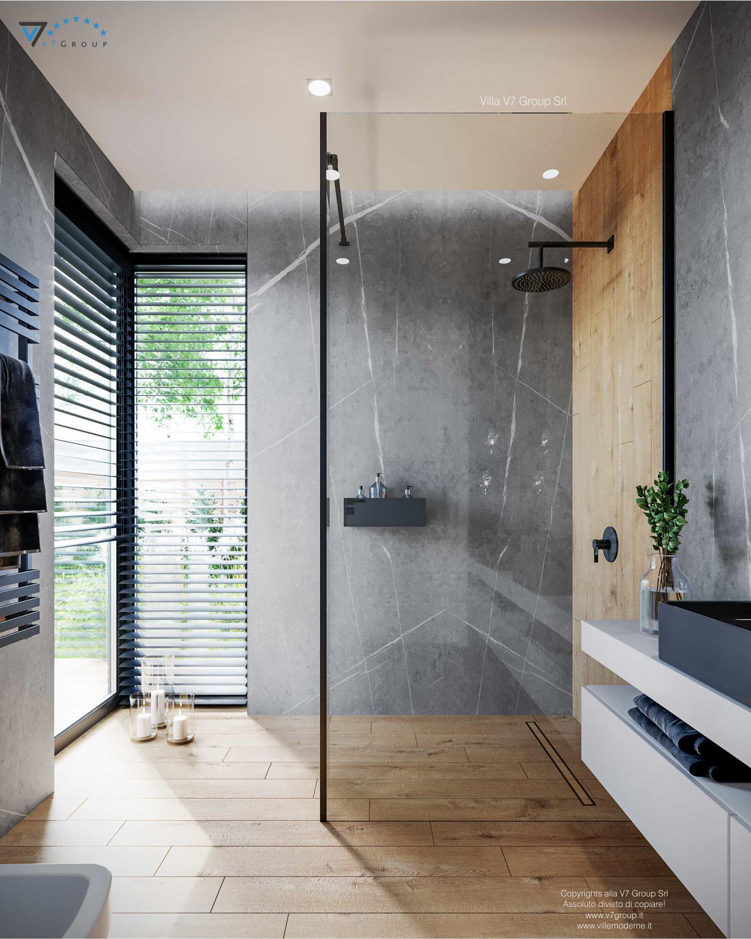 Immagine Villa V70 - interno 14 - la doccia nel bagno