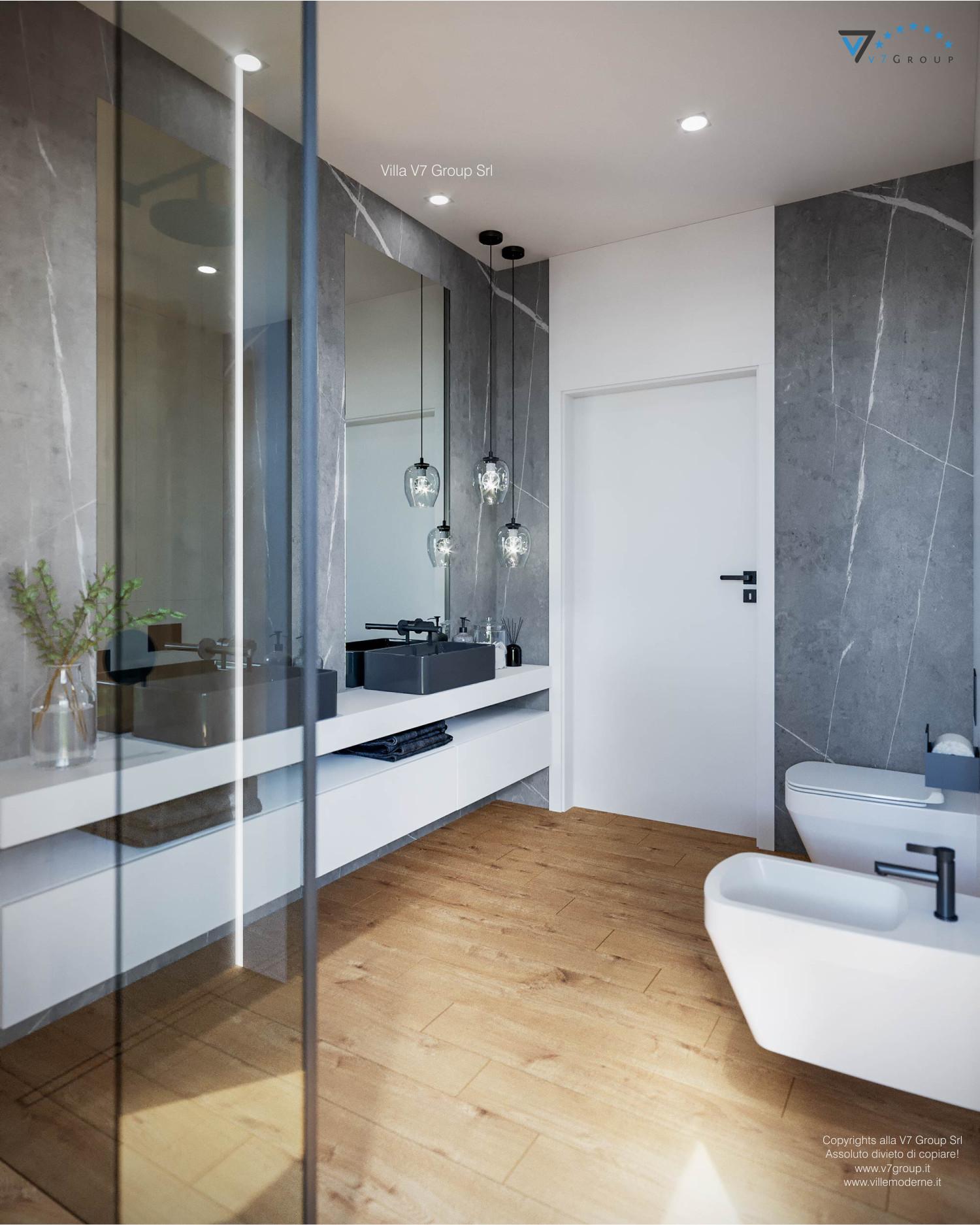 Immagine Villa V70 - interno 15 - l'entrata al bagno