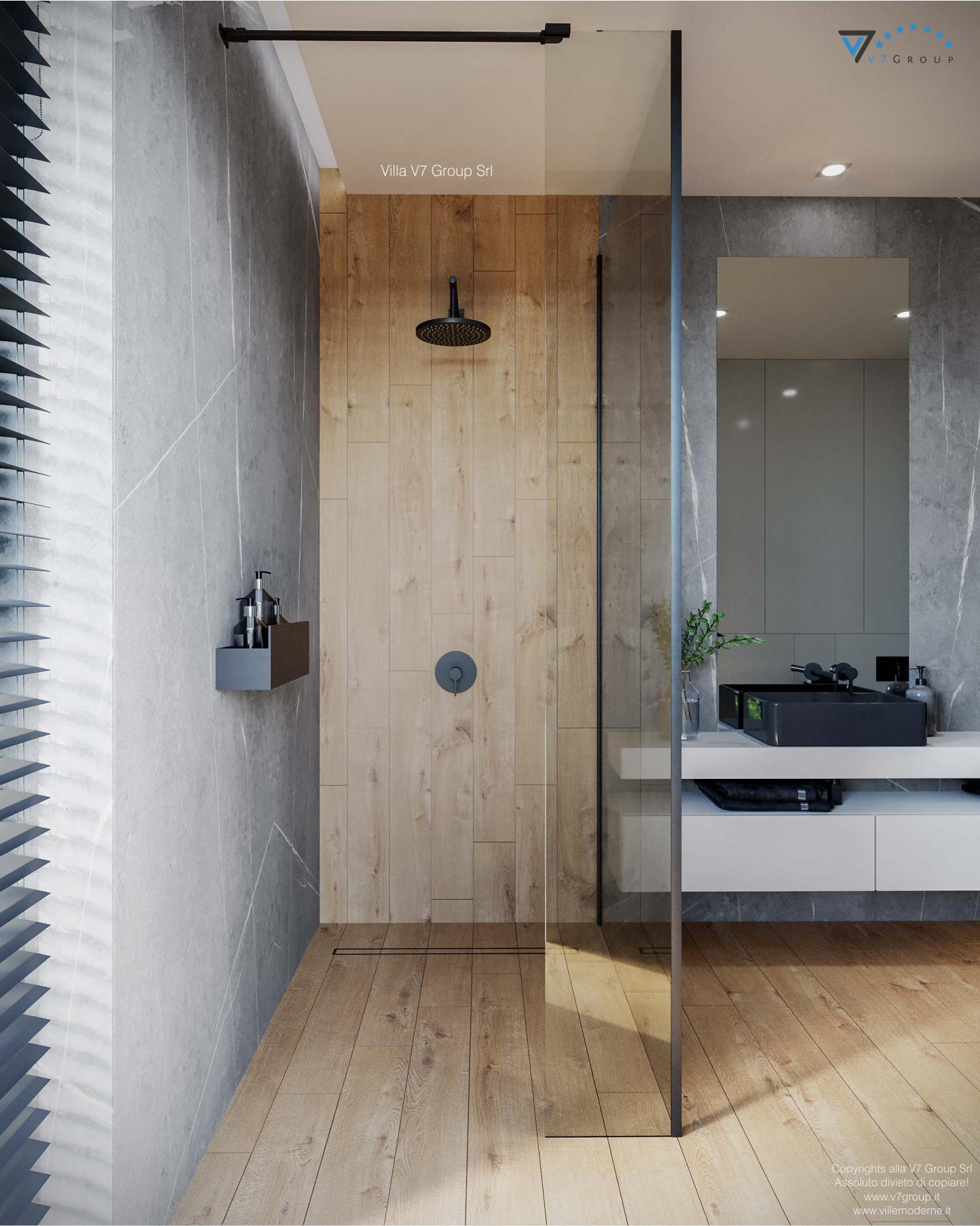 Immagine Villa V70 - interno 16 - il dettaglio della doccia