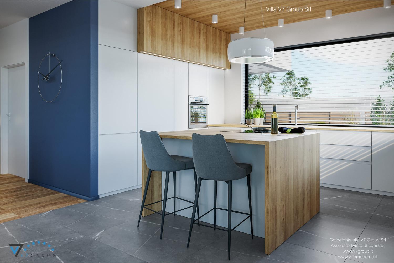Immagine Villa V70 - interno 7 - la cucina