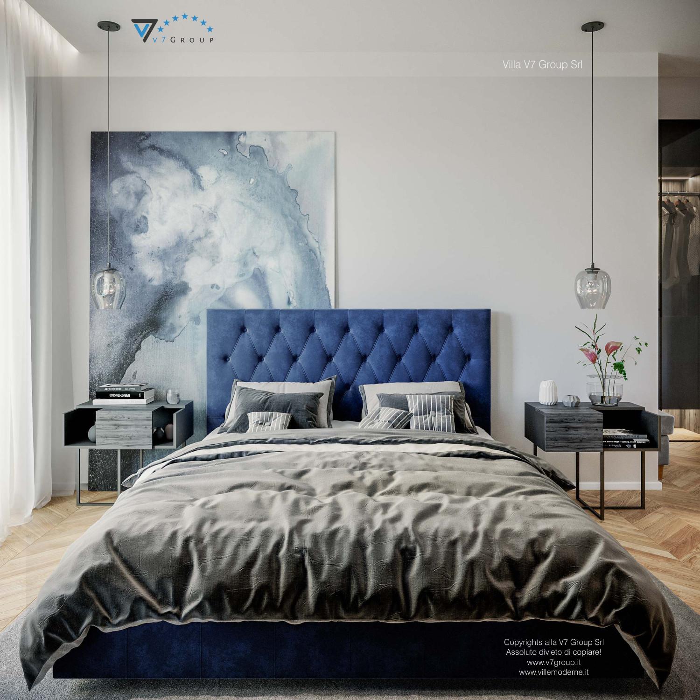 Immagine Villa V70 - interno 9 - il letto matrimoniale