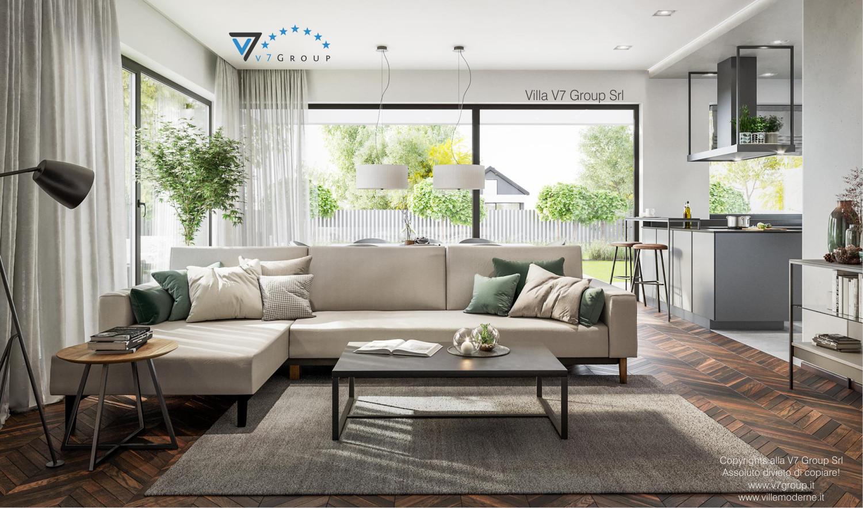 Immagine Villa V71 - interno 1 - soggiorno grande