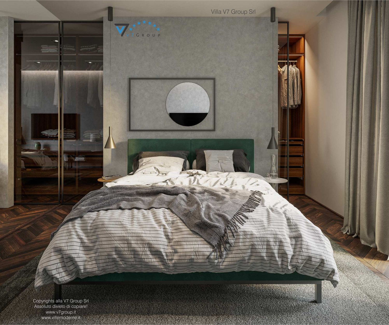 Immagine Villa V71 - interno 10 - letto matrimoniale grande