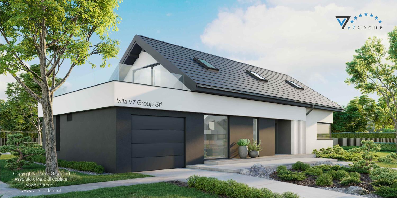 Immagine Villa V71 - vista garage grande