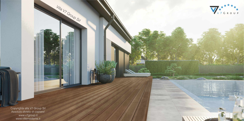 Immagine Villa V71 - vista terrazzo esterno grande