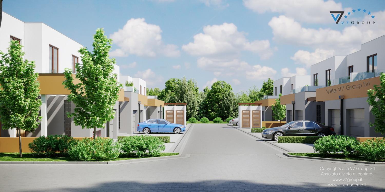 Immagine Villaggio Montagna Verde di V7 Group Srl - strada interna grande