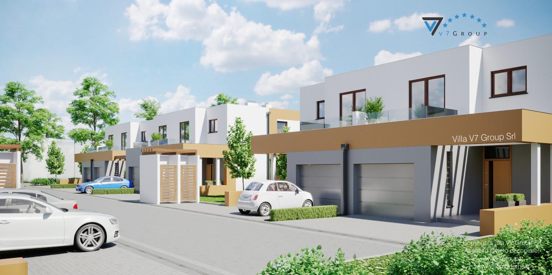 Immagine Villaggio Montagna Verde di V7 Group Srl - strada interna in dettaglio grande