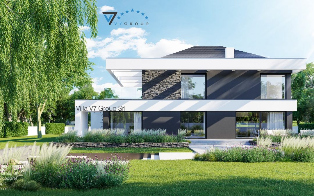 Villa V37 – nuove visualizzazioni