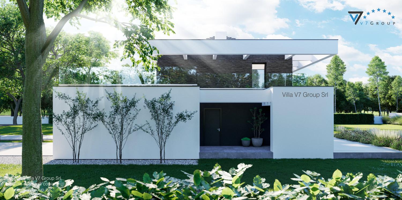 Immagine Villa V37 - nuova vista laterale