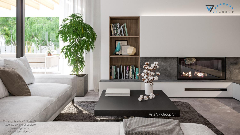 Immagine Villa V73 - interno 1 - soggiorno grande