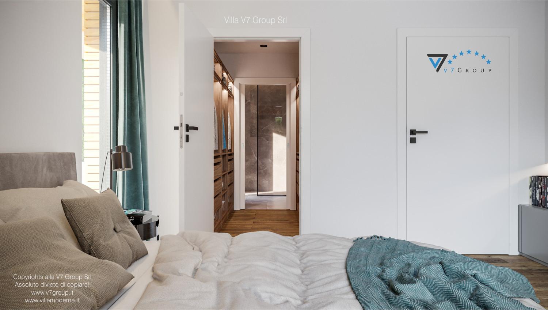 Immagine Villa V73 - interno 13 - la guardaroba grande