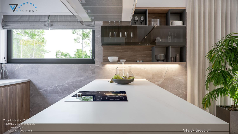 Immagine Villa V73 - interno 8 - la cucina grande