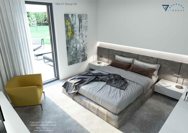 Immagine Villa V31 - aggioramento interni - immagine 1 - camera matrimoniale grande