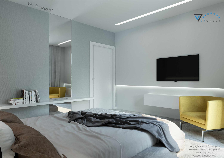 Immagine Villa V31 - aggioramento interni - immagine 10 - letto matrimoniale in camera grande