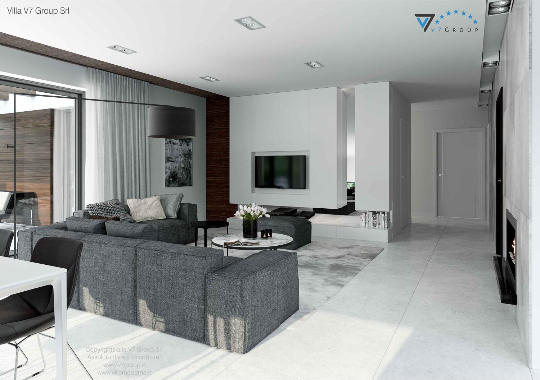 Immagine Villa V31 - aggioramento interni - immagine 2 - soggiorno grande