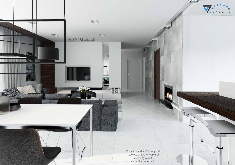 Immagine Villa V31 - aggioramento interni - immagine 6 - corridoio grande