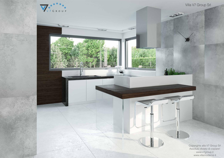 Immagine Villa V31 - aggioramento interni - immagine 7 - cucina grande