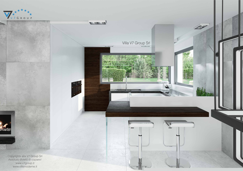 Immagine Villa V31 - aggioramento interni - immagine 8 - cucina in dettaglio grande
