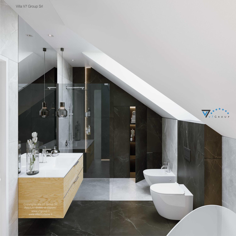 Immagine Villa V72 - interno 10 - vista bagno grande